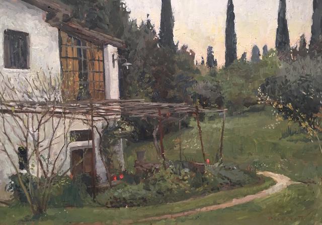 , 'Villa Palmerino,' 2018, Grenning Gallery