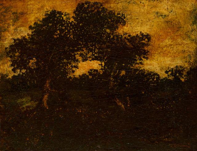 , 'Twin Trees ,' , Questroyal Fine Art