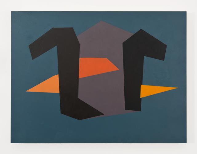Willard Lustenader, 'Reoriented Experience', 2015, FRED.GIAMPIETRO Gallery