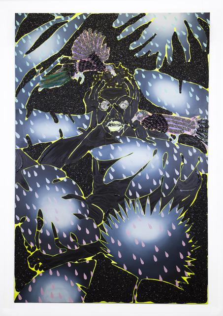 , 'Sudden Darkness, Sudden Flight (Paradise Watcher),' 2016, Samuel Freeman