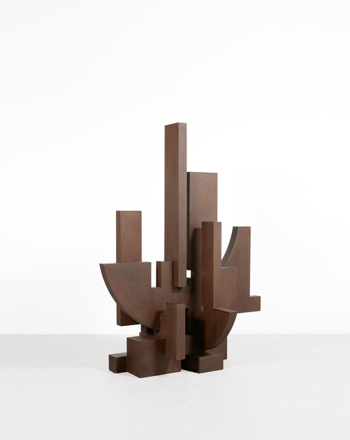 , 'HOMMAGE À BRUNELLESCHI - NAVIRE SPATIAL N°5 - SAARBRUCKEN ,' 1985-1988, Galerie Loft