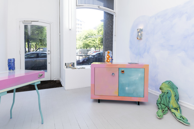 Superpoly, 'Buffet / Sideboard', 2018, Etage Projects