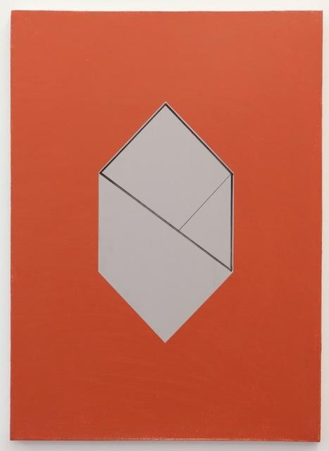 , 'Crest,' 2012, Marta Cervera