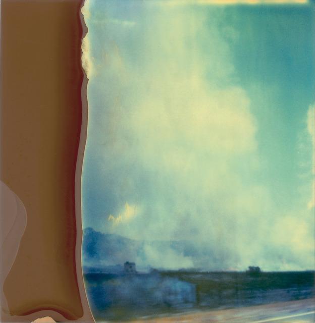 Stefanie Schneider, 'Burning Field I (Last Picture Show)', 2004, ROSEGALLERY