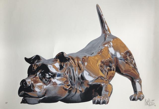 Bikismo, 'Chrome dog', 2015, DIGARD AUCTION