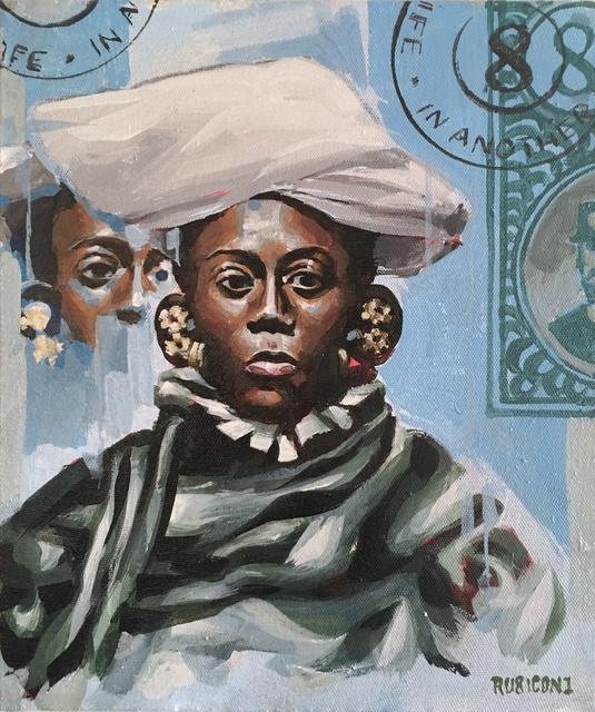 , 'SWAHILI WOMAN OF SENEGAL,' 2017, Deep Space Gallery