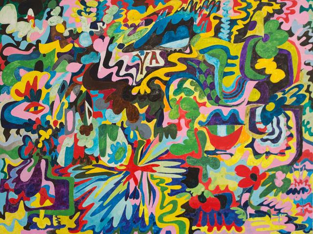 , 'YA,' 2018, parts gallery