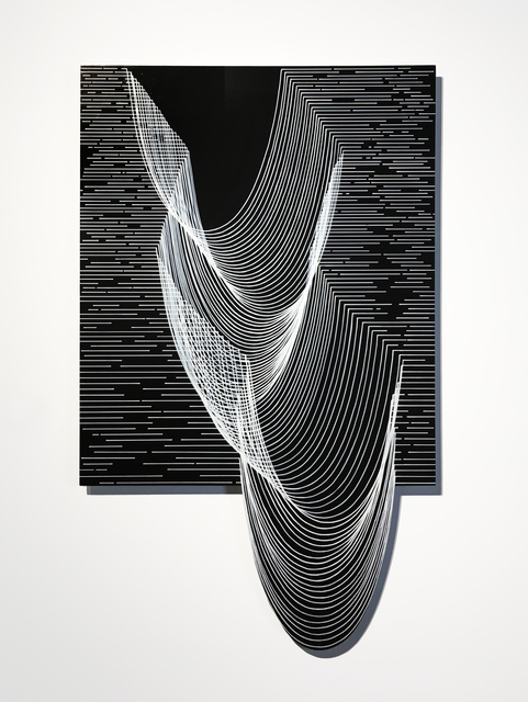 , 'Gravitational Drip Number 1,' 2017, DENK Gallery