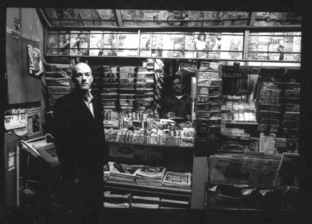 , 'Michael Stipe,' 2003, Milk Gallery