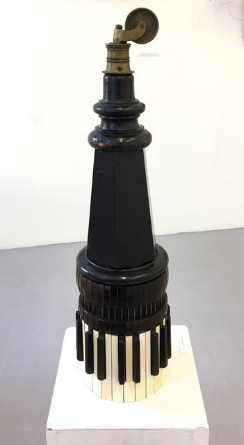, 'Piano column,' , Faur Zsofi Gallery