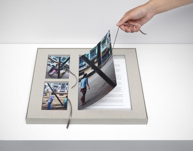 , 'Scheef / Slanted,' 2015, Galerie Fons Welters