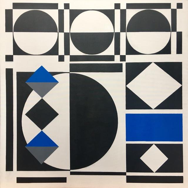 , 'Serie Evocacion Constructiva #8,' , Leon Tovar Gallery