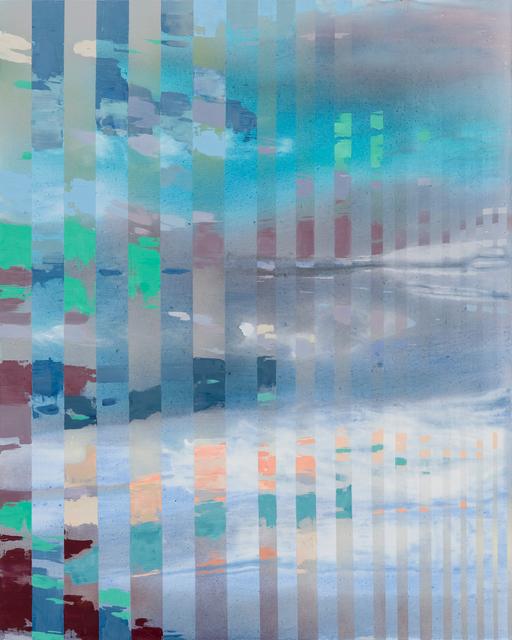 , 'Amplified Dusk,' 2017, Galerie Kornfeld
