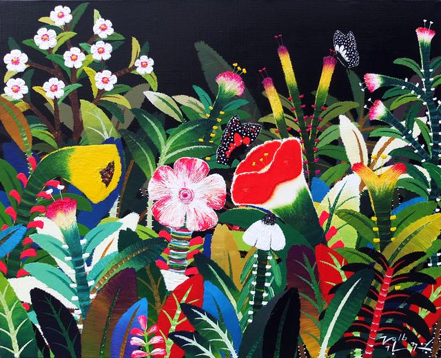 , 'Fragrance - Float,' 2016, Joongang Gallery