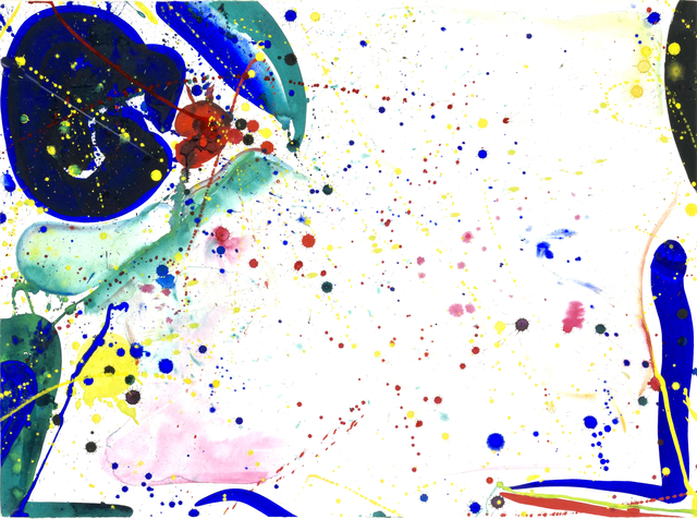 Sam Francis, 'Bright Ring Drawing', 1962, Steven Graven Modern & Contemporary Art