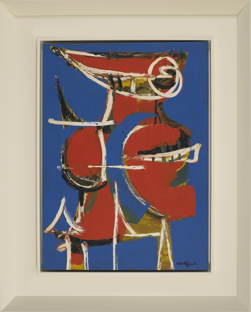 , 'Born to the Day,' 1950, Vallarino Fine Art