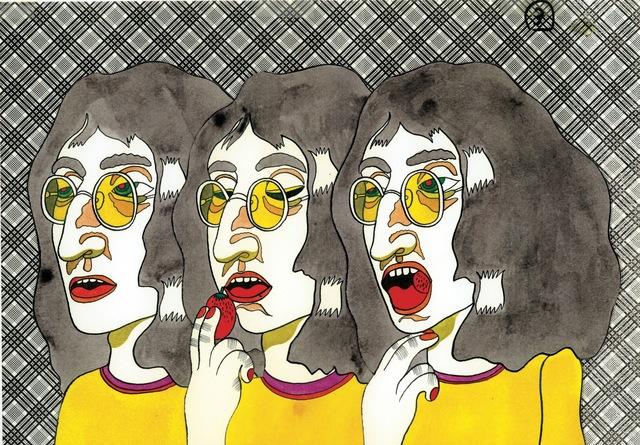 , 'Oh Yoko!,' 1973, Nanzuka