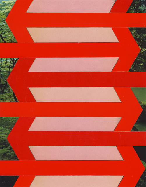 , 'The World We Live, No. 250,' 2015, Margaret Lanzetta