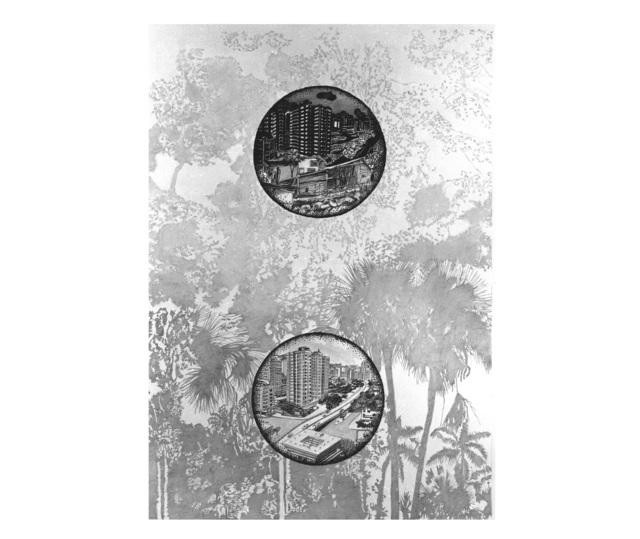 , 'Serie de la Realidad. Relevamientos y sueños. Sin Elección III,' 1977, Herlitzka + Faria