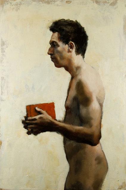 , 'The Swimmer ,' 2017, Pontone Gallery