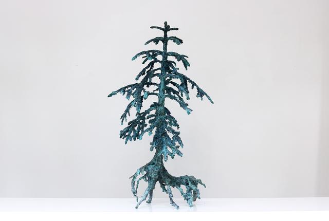 , 'Night Tree #11,' 2018, Berg Gallery