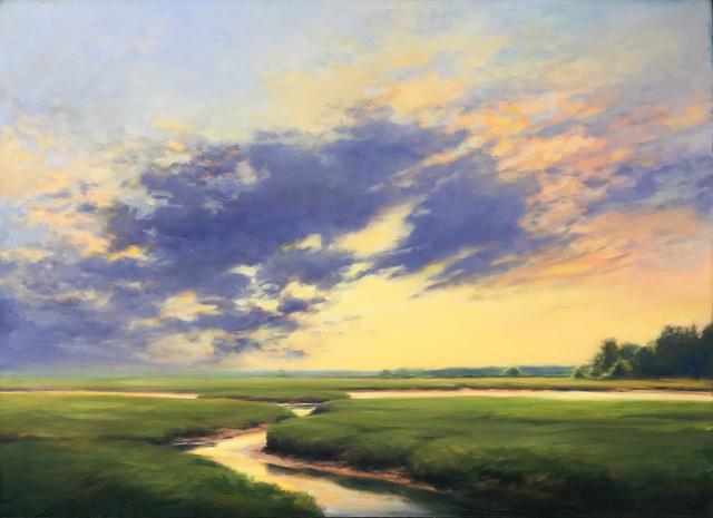 Margaret Gerding, 'Sprin Colors', 2018, Arden Gallery Ltd.