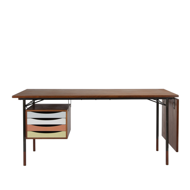 Awe Inspiring Finn Juhl Desk 1953 Available For Sale Artsy Pabps2019 Chair Design Images Pabps2019Com