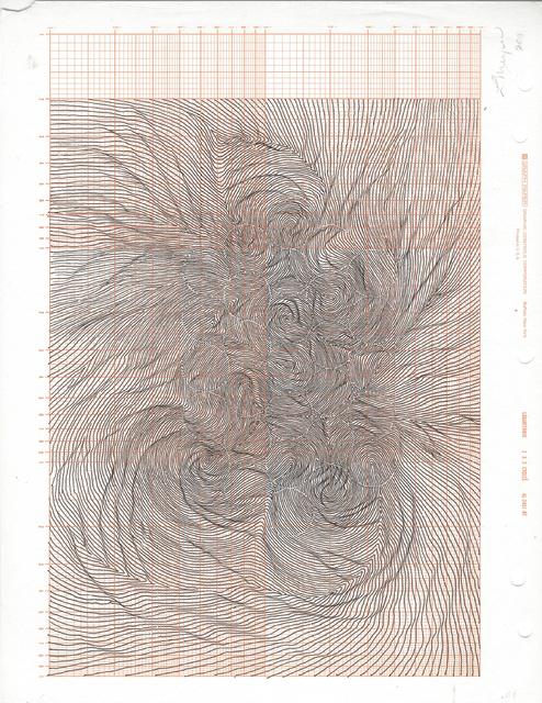 Linn Meyers, 'Untitled 1', 2011, Rick Wester Fine Art