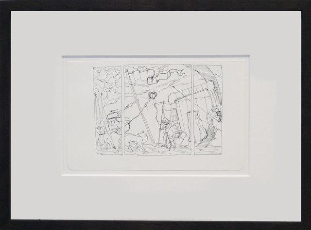, 'O.T. VIII,' 2016, Galerie Crone