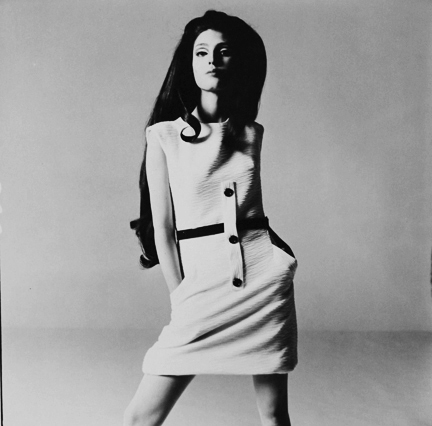 , 'Benedetta Barzini, VOGUE,' 1965, Staley-Wise Gallery