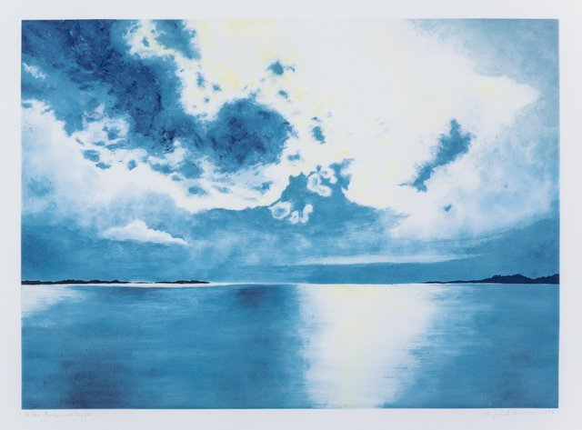 April Gornik, 'Tropical Drift', 1998, Heritage Auctions