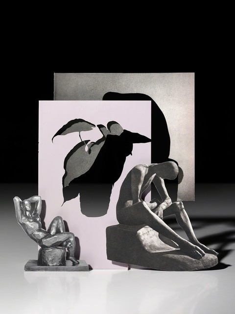 , 'Act II (Lavender),' 2016, Shulamit Nazarian