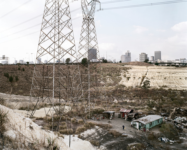 , 'Foundations: Johannesburg from the Southwest,' 2003, Goodman Gallery