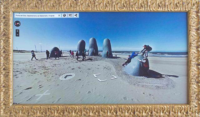 , 'Punta del Este (Uruguay) ,' 2016, Projekteria [Art Gallery]