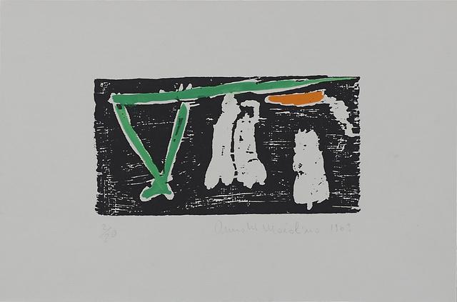 Anna Maria Maiolino, 'Untitled', 1963, LAART