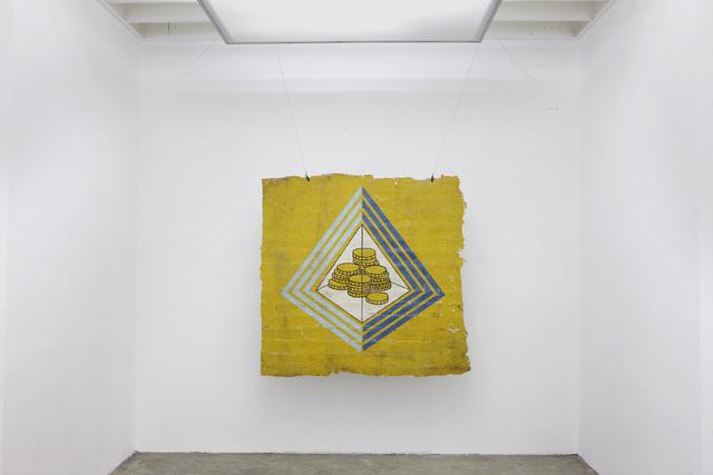 , 'Monedas,' 2014, Revolver Galería