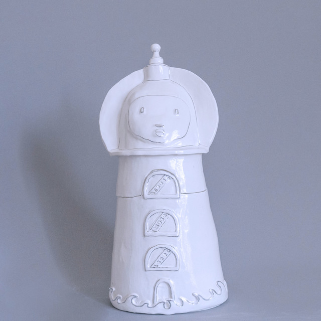 , 'The Lighthouse Cookie Jar ,' 2018, Gallery Madison Park