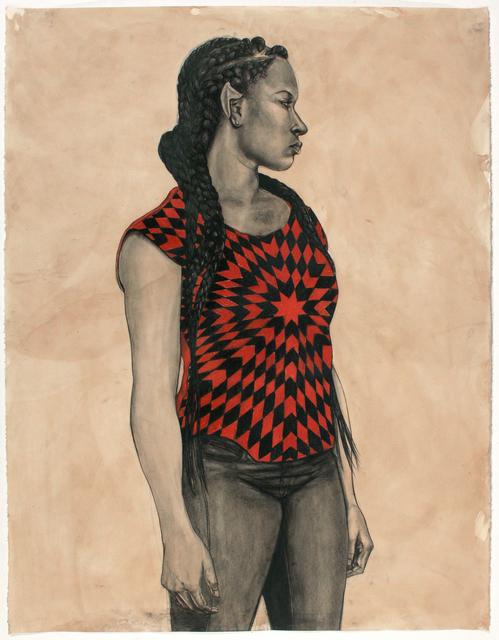 , 'Untitled (Channeling Uhura),' 2016, Koplin Del Rio