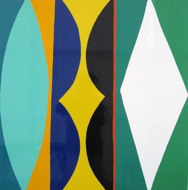 Kim MacConnel, '21 Dove', 2012, Quint Gallery