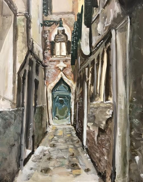 , 'Medieval Doorway, Venice,' 2018, Queenscliff Gallery & Workshop