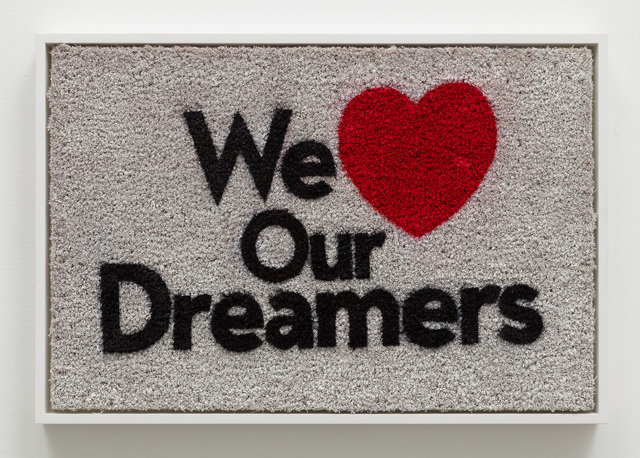 , 'We Love Our Dreamers,' 2018, Charlie James Gallery