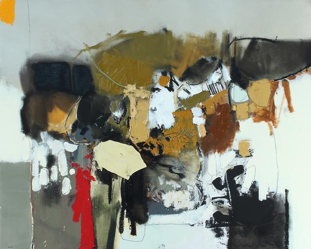 , 'Matières en mouvement 13,' 2017, Galerie de Bellefeuille