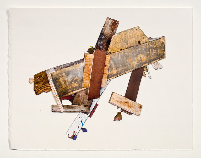 , 'Wood #1,' 2012, Robert Mann Gallery