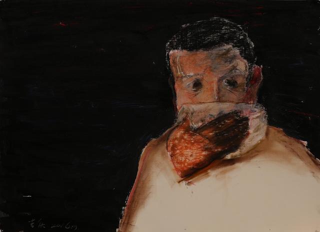 , 'Man,' 2016, Harmony Art Gallery