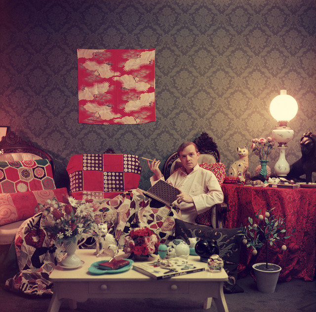 , 'Truman Capote in His Brooklyn Heights Apartment,' 1958, Staley-Wise Gallery