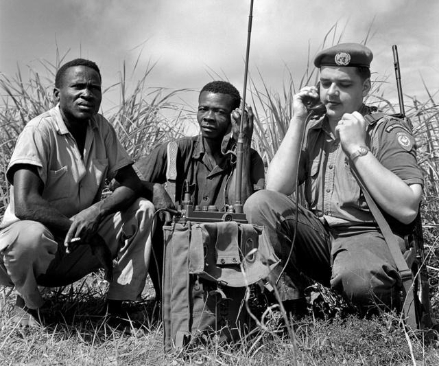 , 'Congo,' 1963, Gabarron Foundation