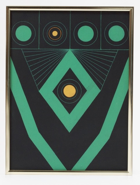 , 'Geometric Painting,' 1960-1979, Patrick Parrish Gallery