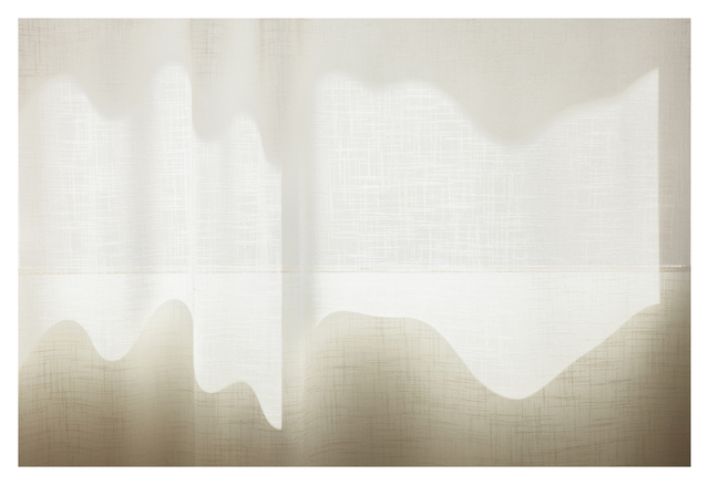 , '... and to draw a bright white line with light (Untitled 11.8),' 2011, Andréhn-Schiptjenko