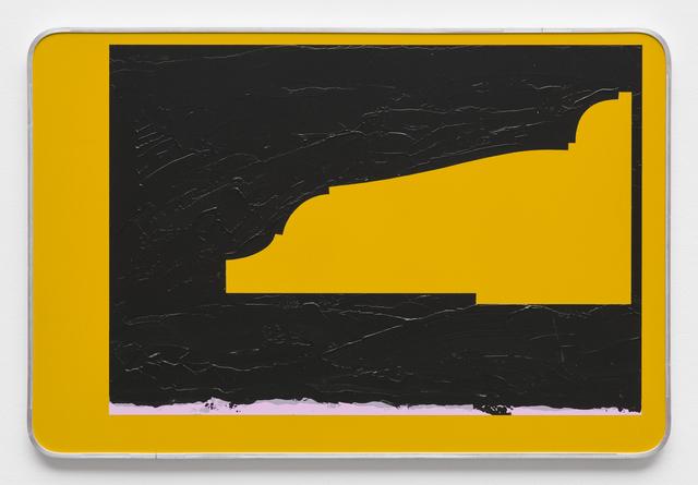 , 'Touristischer Hinweis 4,' 2017, SEXAUER Gallery