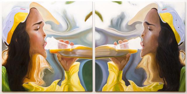 , 'Drink,' 2014, Postmasters Gallery